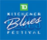 Kitchener Blues Festival Logo